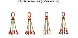 Zincir Sapan (Dört Kollu)