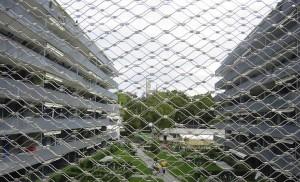 Çelik Halatlı Güvenlik Ağı