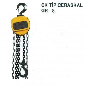 CK Tip Grade 8 Zincirli Vitali Ceraskal