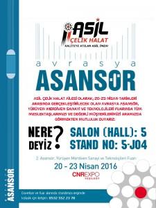 Avrasya-Asansor-fuari-20-23- Nisan-2016-cnr-yesilkoy-istanbul